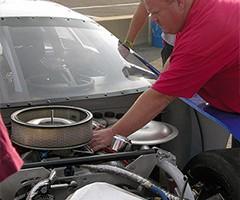 PHCC Motorsports Faculty - Talmage Thomas